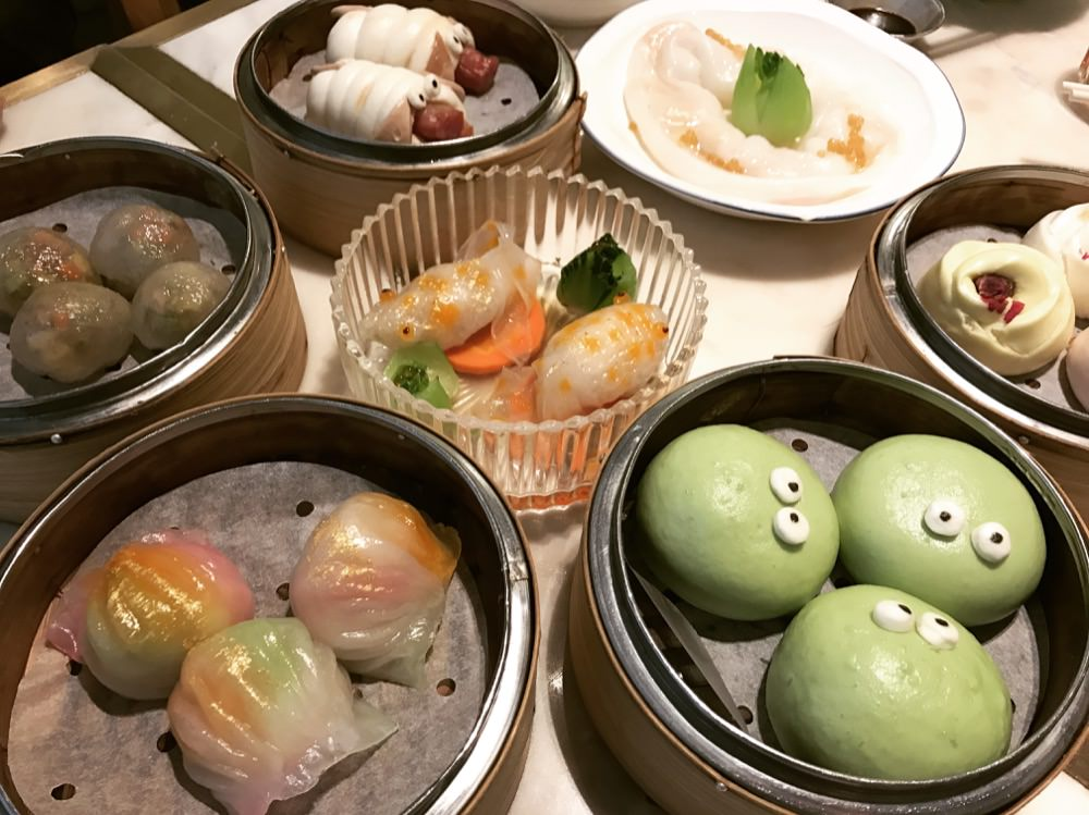 香港|必吃美食 Yum Cha 飲茶 – 創意無限、爆紅造型美味港式點心推薦