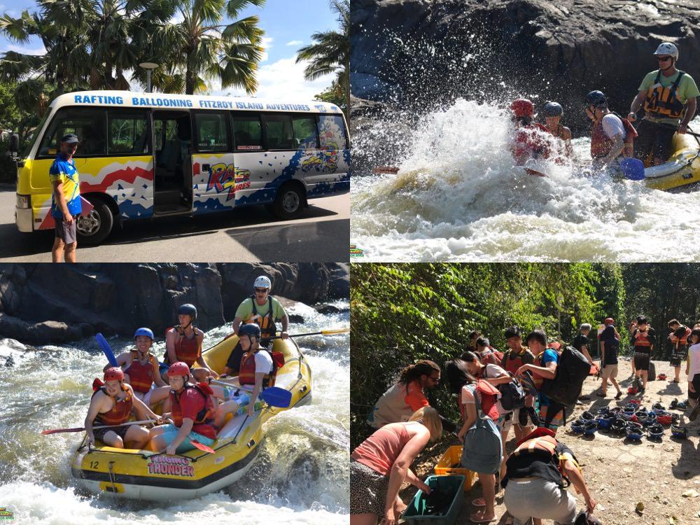 澳洲|凱恩斯必玩推薦 – 拜倫河泛舟White Water Rafting初體驗,輕鬆體驗冒險漂流好好玩!