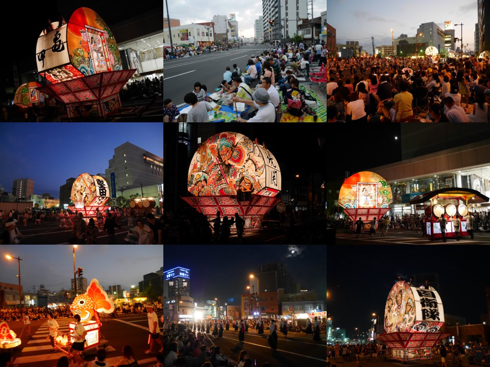日本東北|弘前睡魔祭 ねぶた – 青森歷史最悠久的睡魔祭、2017 祭典現場直擊!