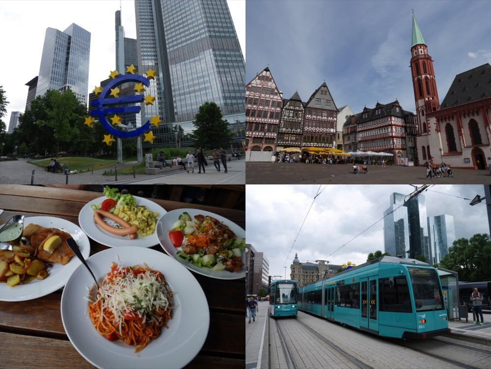 德國|法蘭克福一日遊 必遊景點:歐元標誌、羅馬人廣場, Zeil大道周邊 Leib & Seele 餐廳推薦!