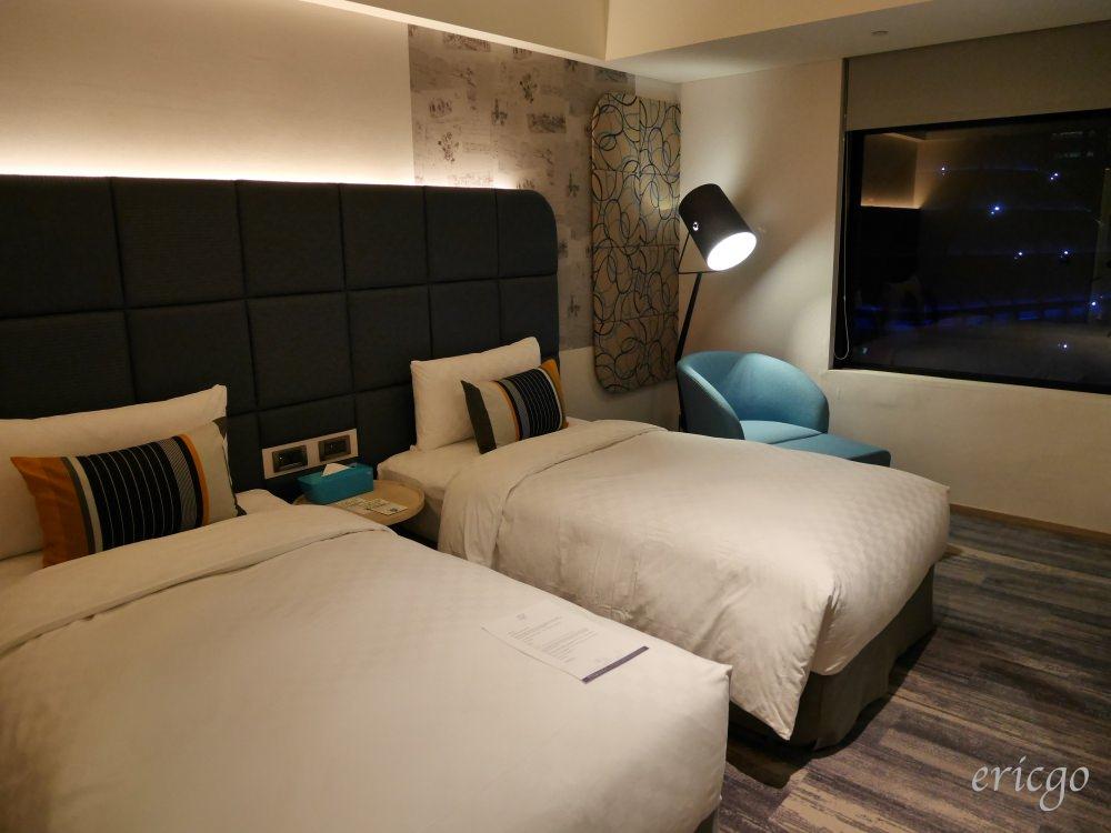 新北市、板橋|趣淘漫旅 HOTEL CHAM CHAM – 板橋車站5分鐘、2017年底全新開幕,時尚型格設計商旅住宿推薦