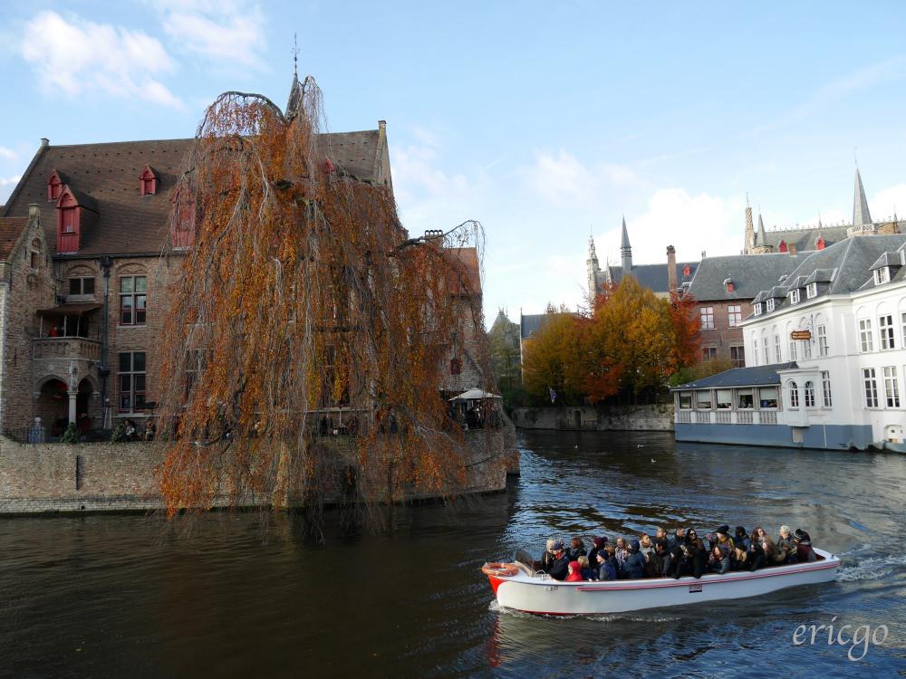 比利時|布魯日 BRUGGE 一日遊 – 走進歐洲最美中世紀小鎮,三個你不能錯過的地方!