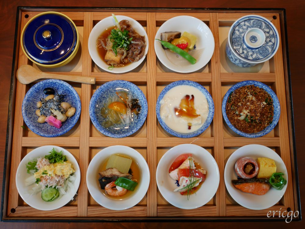 東京|晴空塔美食推薦 國見和食 – 超精緻午間季節小鉢和風定食、享受31層樓高空景觀