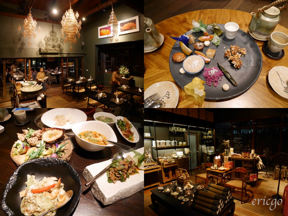 曼谷 Bo.lan essentially Thai – 2018曼谷米其林一星,優雅古典頂級傳統泰菜初體驗
