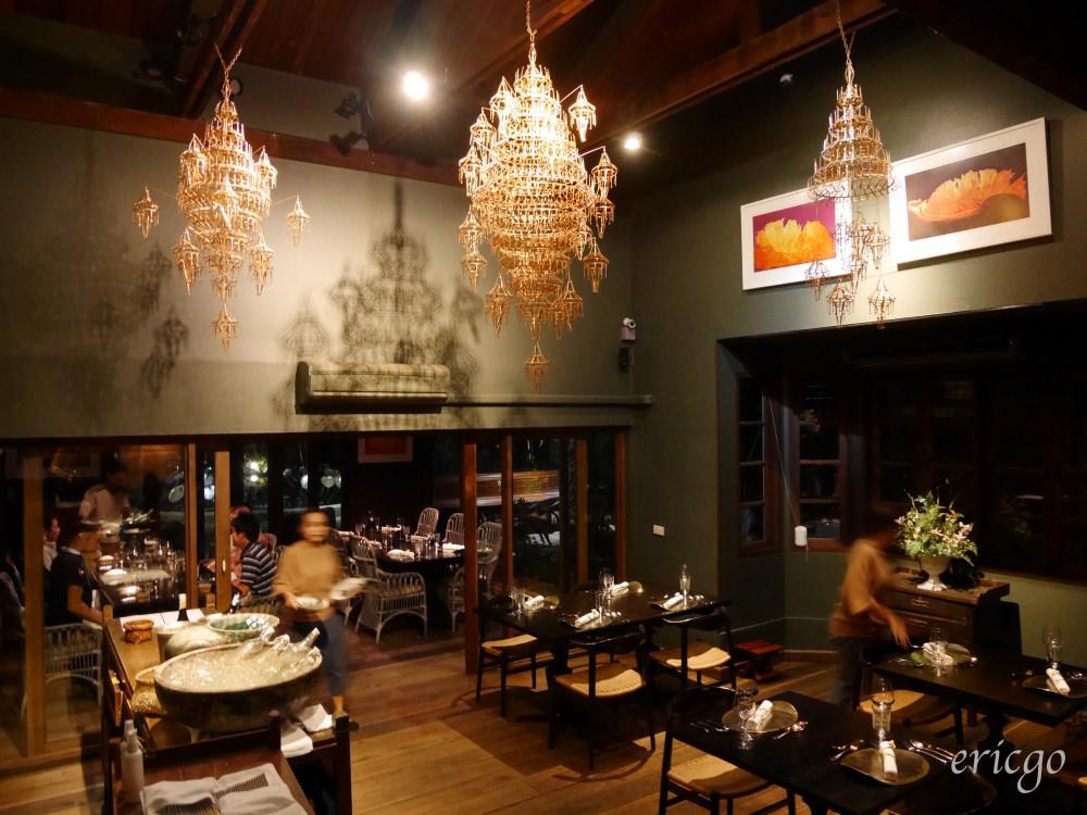 曼谷|Bo.lan essentially Thai – 2018曼谷米其林一星,優雅古典頂級傳統泰菜初體驗