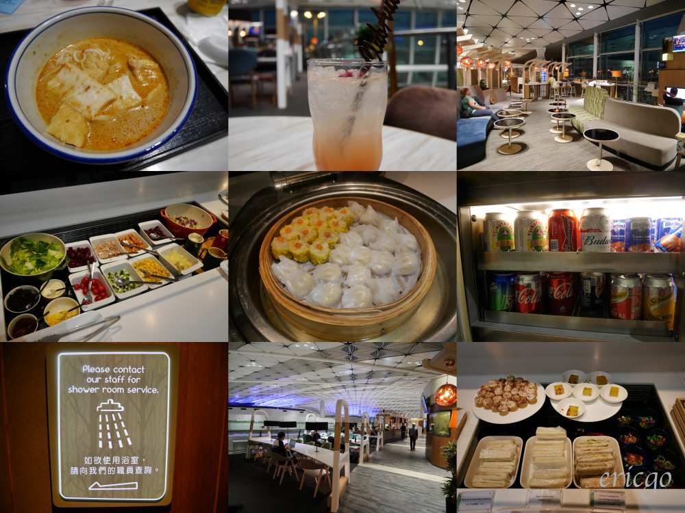 香港|香港航空貴賓室「遨堂」Club Autus 初體驗 – 2017新開幕、美食設施介紹、可購買貴賓室禮券!