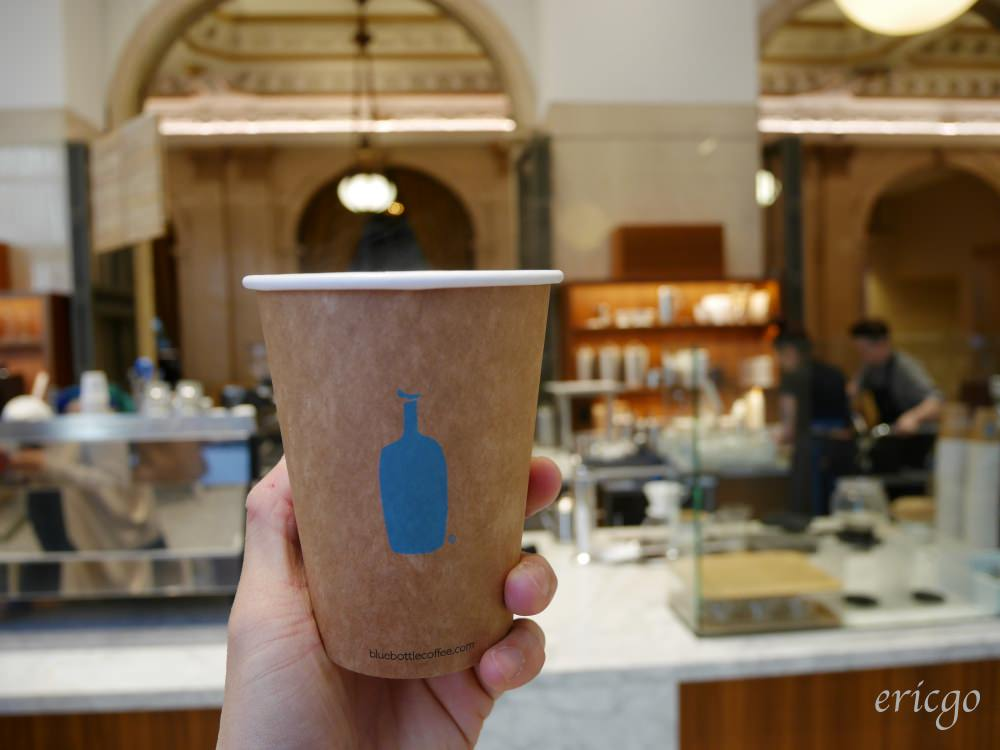 舊金山|Blue Bottle Coffee 藍瓶咖啡 – Sansome分店推薦,來自舊金山Bay Area的精品咖啡