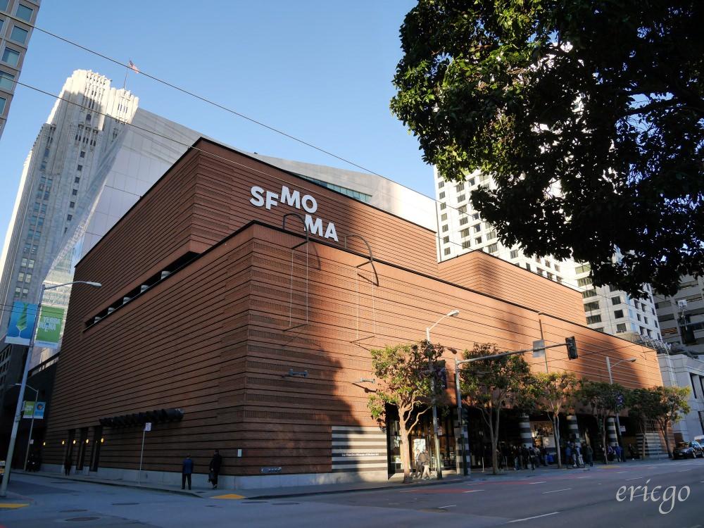 舊金山|SFMOMA 現代藝術博物館 – 嶄新開幕美國最大型MOMA、優惠門票資訊