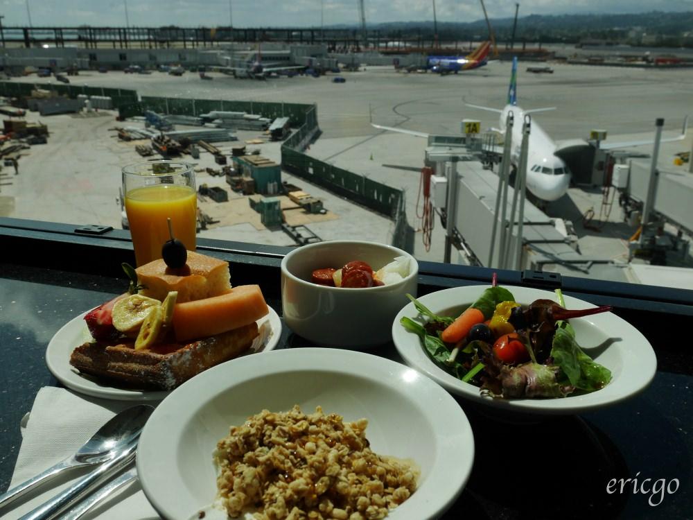 舊金山|AIR FRANCE – KLM LOUNGE 舊金山機場貴賓室 – 國泰航空、中華航空、日本航空、菲律賓航空、香港航空、天合聯盟共用