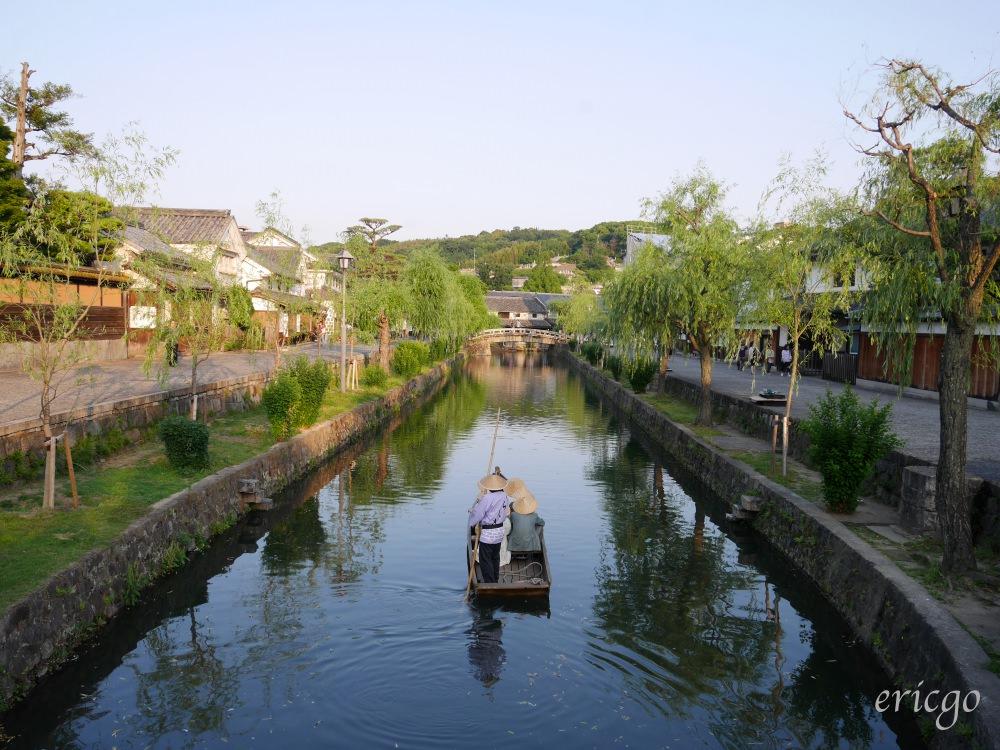 岡山|倉敷美觀地區 – 岡山自由行必去景點,日夜流動於倉敷川旁的時光記憶