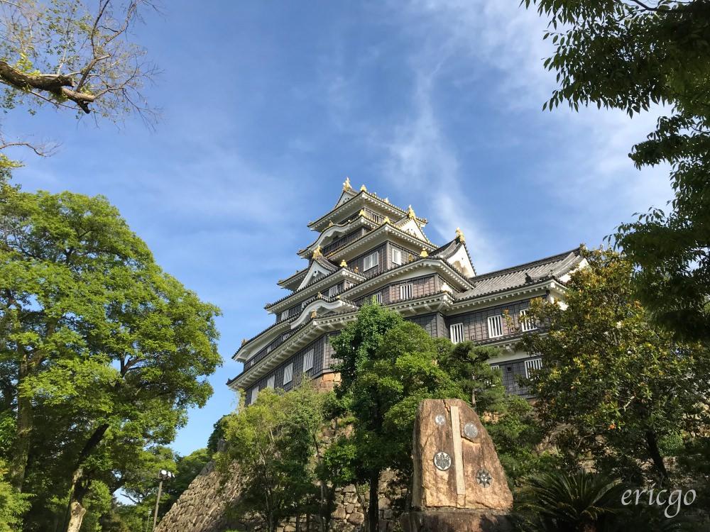 岡山|岡山城 & 岡山後樂園 – 岡山必去景點、岡山路面電車交通方式