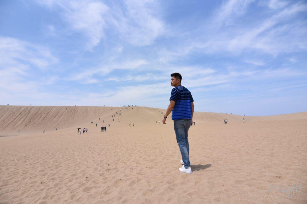 鳥取|鳥取砂丘一日遊&交通方式 – 鳥取必去景點,日本竟然也有沙漠景觀跟駱駝!