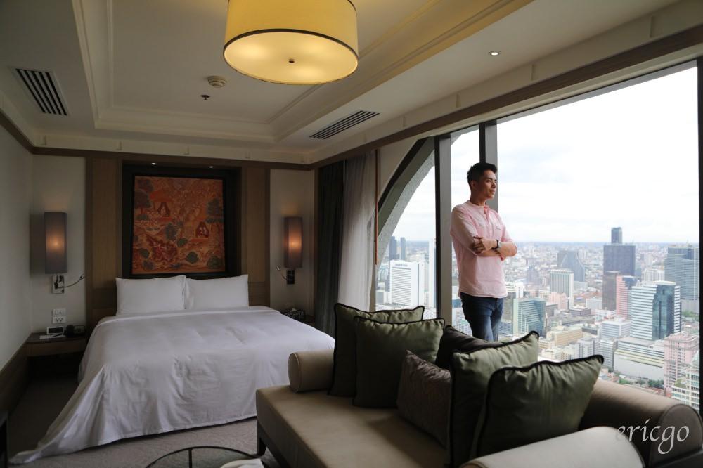 曼谷|Banyan Tree Bangkok 曼谷悅榕莊 – 180度高空景觀Serenity Club行政套房