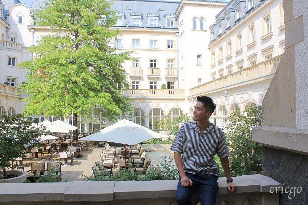 法蘭克福|Villa Kennedy, a Rocco Forte Hotel 肯尼迪別墅酒店 – 法蘭克福美因河畔最美麗的五星級莊園飯店