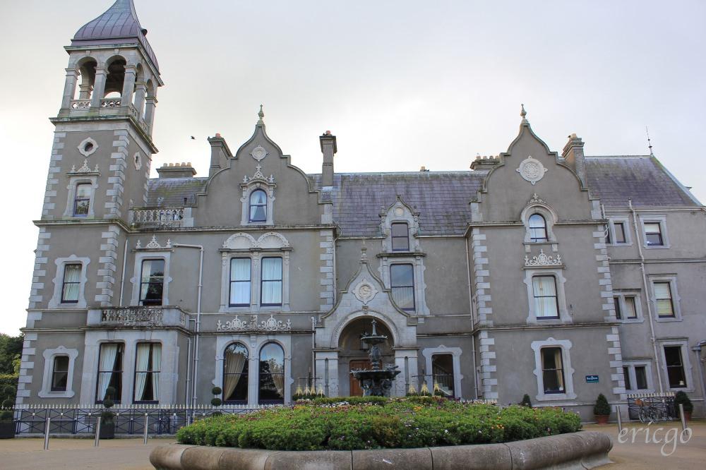 愛爾蘭 Killashee Hotel Kildare – 都柏林近郊Kildare住宿,夢幻詩意古堡飯店