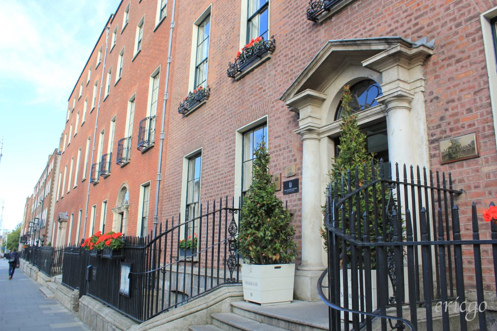 愛爾蘭|The Merrion Hotel 梅瑞恩酒店 – 都柏林中心住宿,氣質典雅五星級飯店推薦