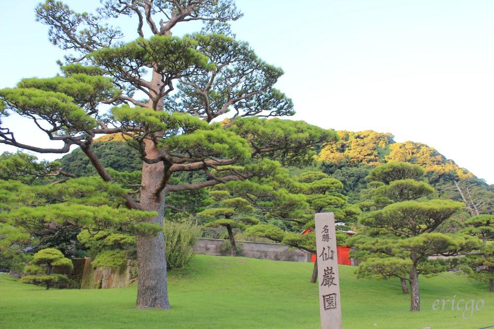 鹿兒島|仙巖園 – 鹿兒島必訪景點、欣賞櫻島絕景的首選位置