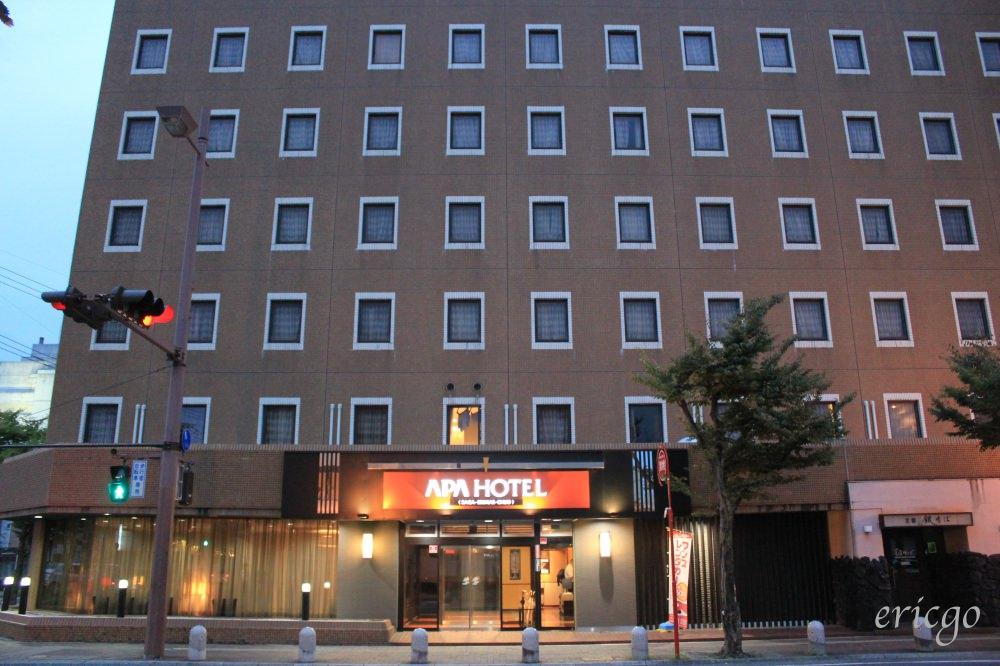 佐賀|APA飯店 佐賀站前中央 – JR佐賀站10分鐘,旁邊就有停車場及租車公司