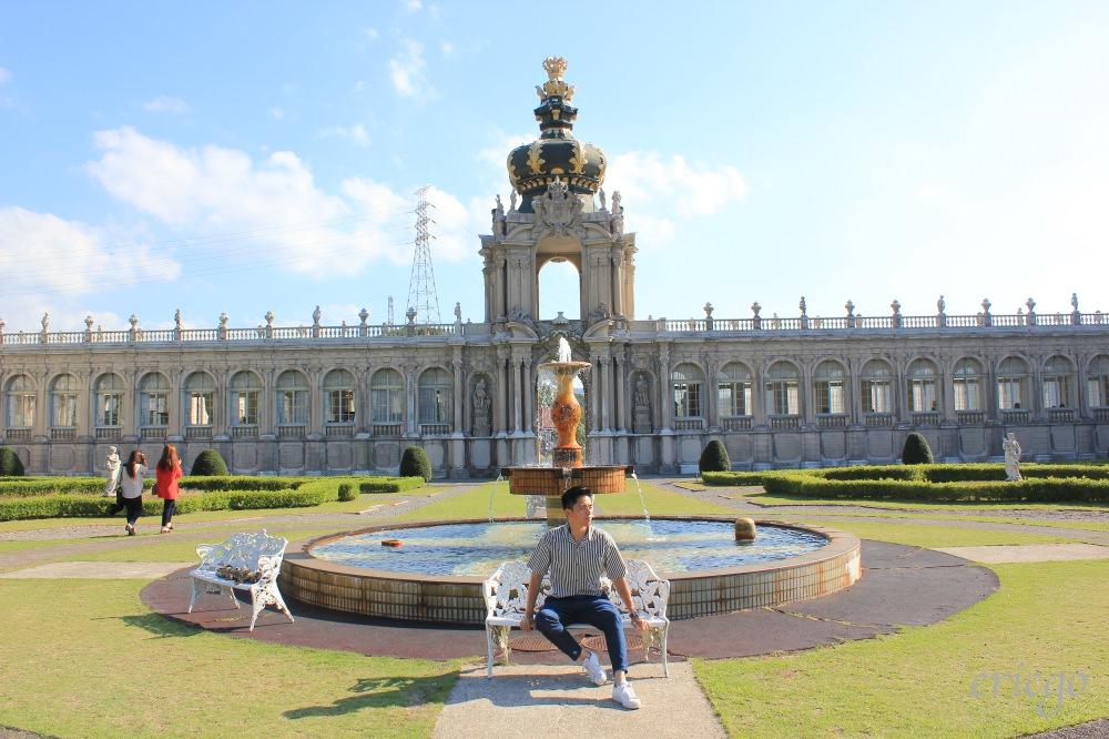 佐賀|有田陶瓷主題公園 Arita Porcelain Park – 彷彿一秒置身歐洲的有田陶瓷宮殿