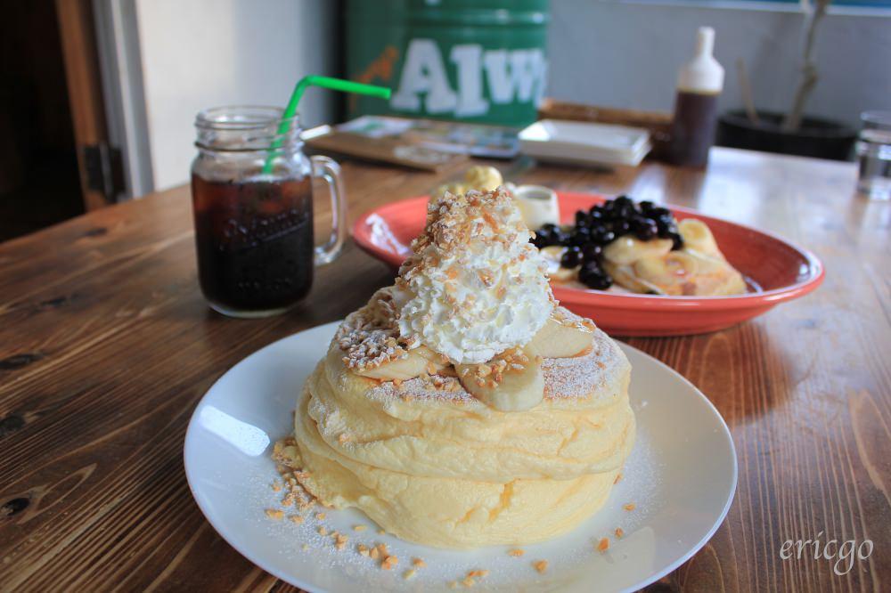 宮崎|Always Cafe – 宮崎市區甜點咖啡廳推薦、超美味招牌Always鬆餅