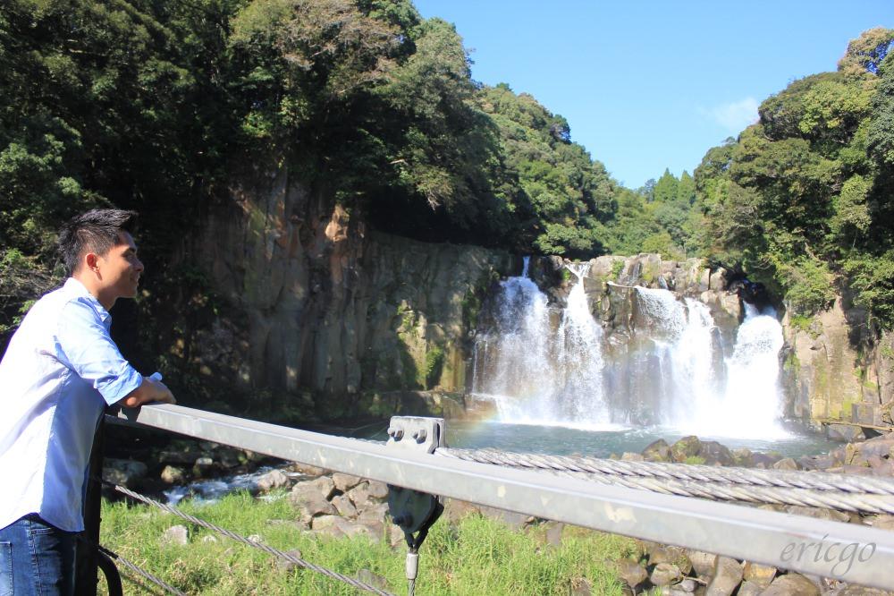 宮崎|關之尾瀑布 – 宮崎景點推薦,日本瀑布100選、世界最大規模的甌穴群