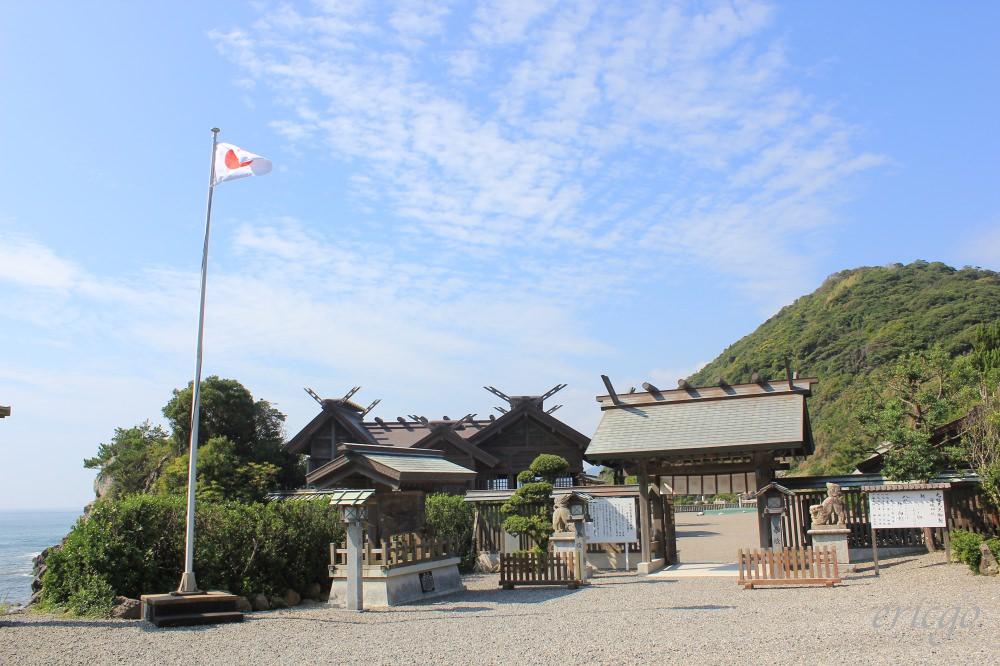 宮崎|大御神社 – 日向市的伊勢神宮,神秘龍神傳說及日本最大級「さざれ石」群!