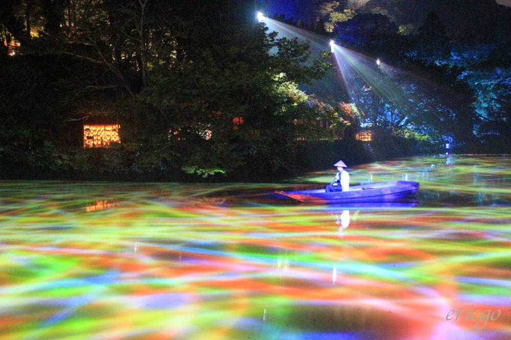 佐賀|武雄 御船山樂園 – teamLab / チームラボ 期間限定「神居住的森林」