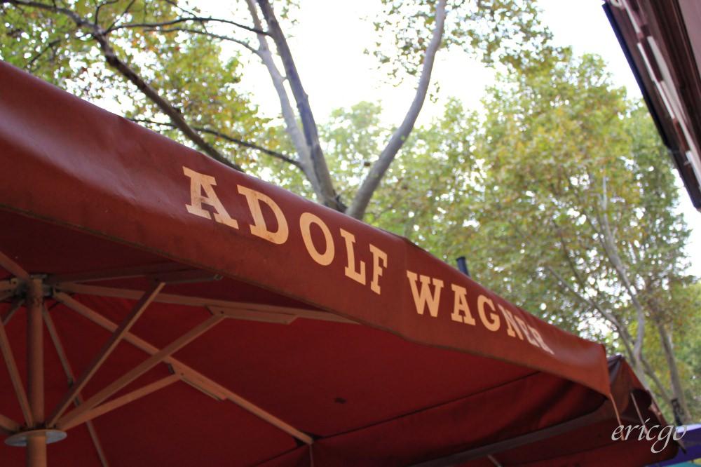 法蘭克福|Adolf Wagner – 法蘭克福餐廳推薦,必點蘋果酒、德國香腸豬腳大拼盤