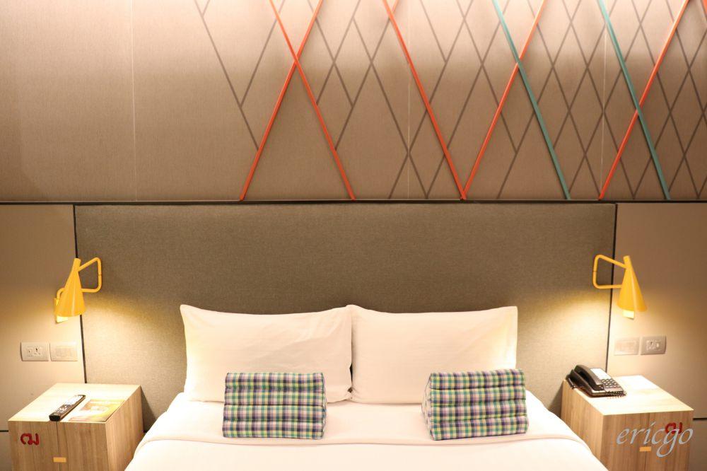 曼谷|Ibis Styles Bangkok Sukhumvit Phra Khanong 素坤逸帕卡農宜必思尚品飯店 – BTS空鐵站5分鐘、高CP值的新穎設計旅店