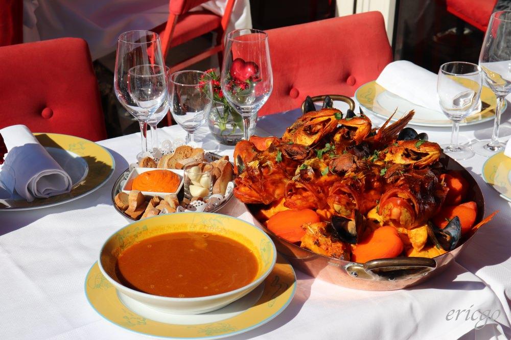 馬賽| Le Miramar – 馬賽必吃美食餐廳推薦,馬賽最有名的Bouillabaisse馬賽魚湯!