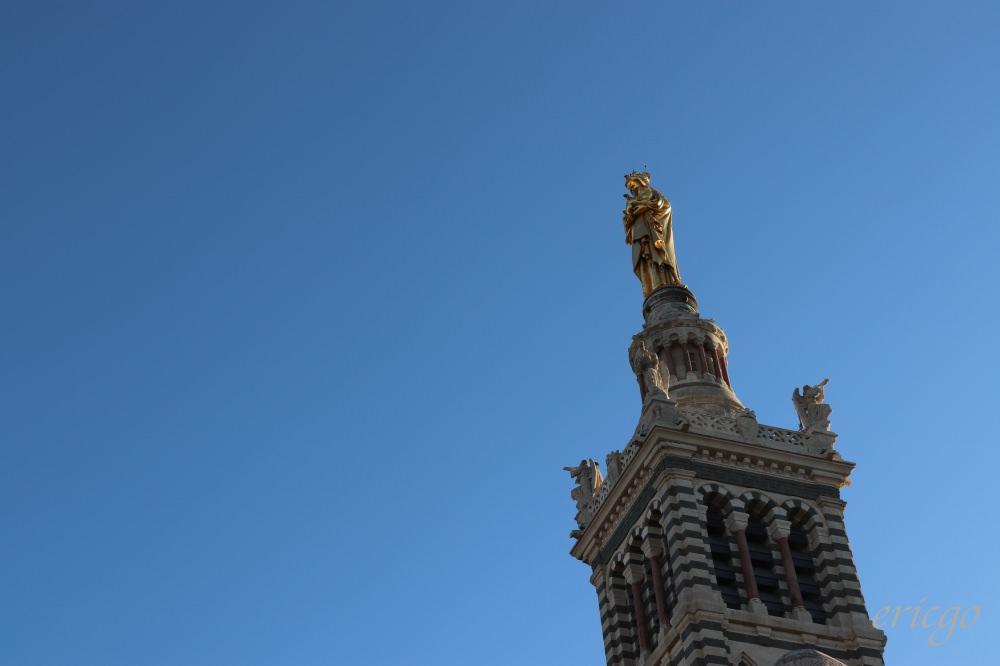 馬賽|守護聖母聖殿 Notre-Dame de la Garde – 飽覽馬賽美景的金色制高點、交通方式介紹