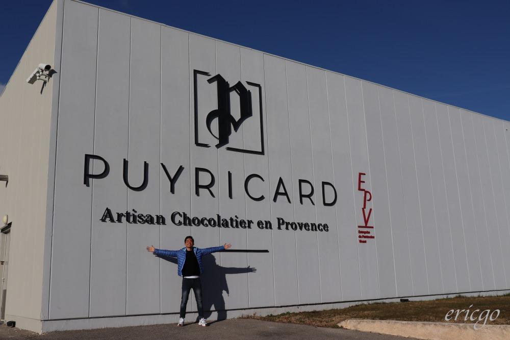 普羅旺斯|PUYRICARD – 法國巧克力品牌推薦,來自普羅旺斯的手工巧克力及卡里頌!