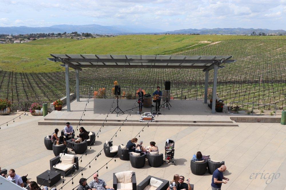 加州|Temecula Valley 特曼庫拉山谷酒莊巡禮 – Callaway Vineyard & Winery 以及 Bottaia Winery