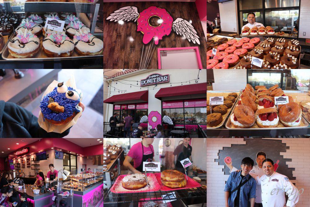 加州|Donut Bar – 加州必吃美食甜點推薦,多次榮獲美國第一名的甜甜圈!