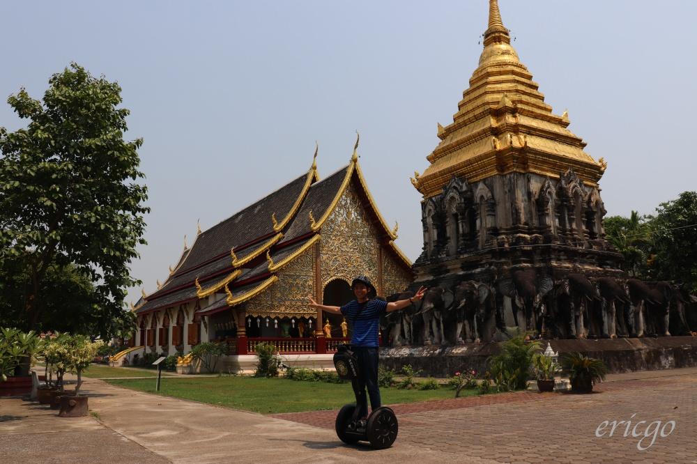 清邁|Segway電動車古城之旅 – 清邁新玩法,騎電動車遊古城超好玩!