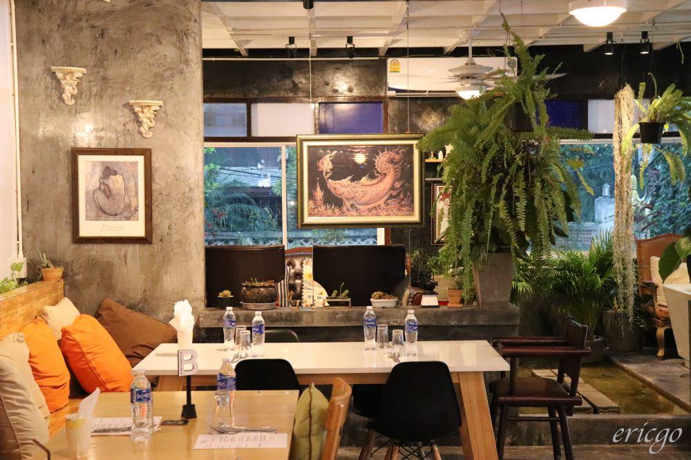 清邁|B Samcook Home16 – 清邁餐廳TripAdvisor第一名,藝術品般的泰式異國料理