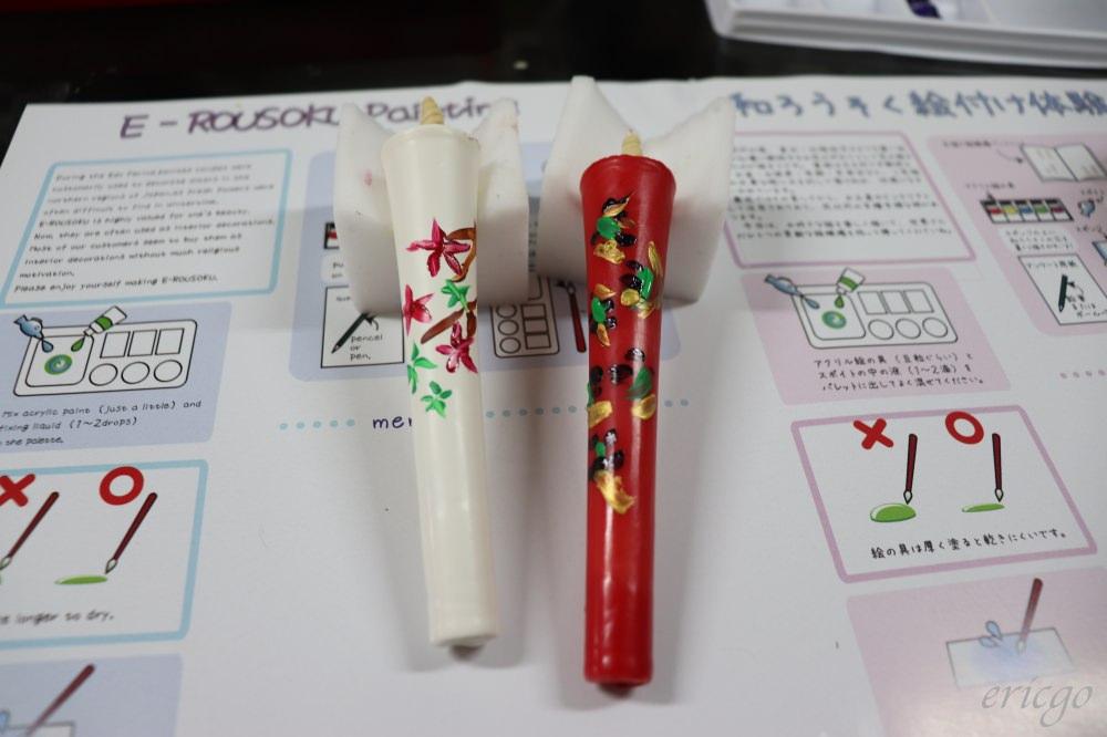 京都|京蠟燭なかむら – 1887年創業京都傳統工藝,彩繪日式蠟燭DIY體驗