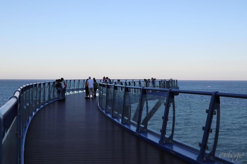 釜山|青沙浦墊腳石展望台(青沙浦天空步道)- 延綿浪花峭壁之上的青沙浦天空步道