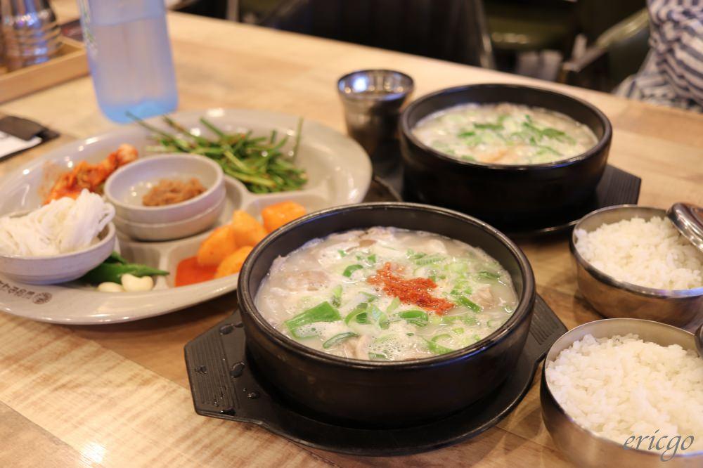 釜山|密陽血腸豬肉湯飯밀양순대돼지국밥 – 豬肉湯飯推薦,海雲台24小時營業必吃美食