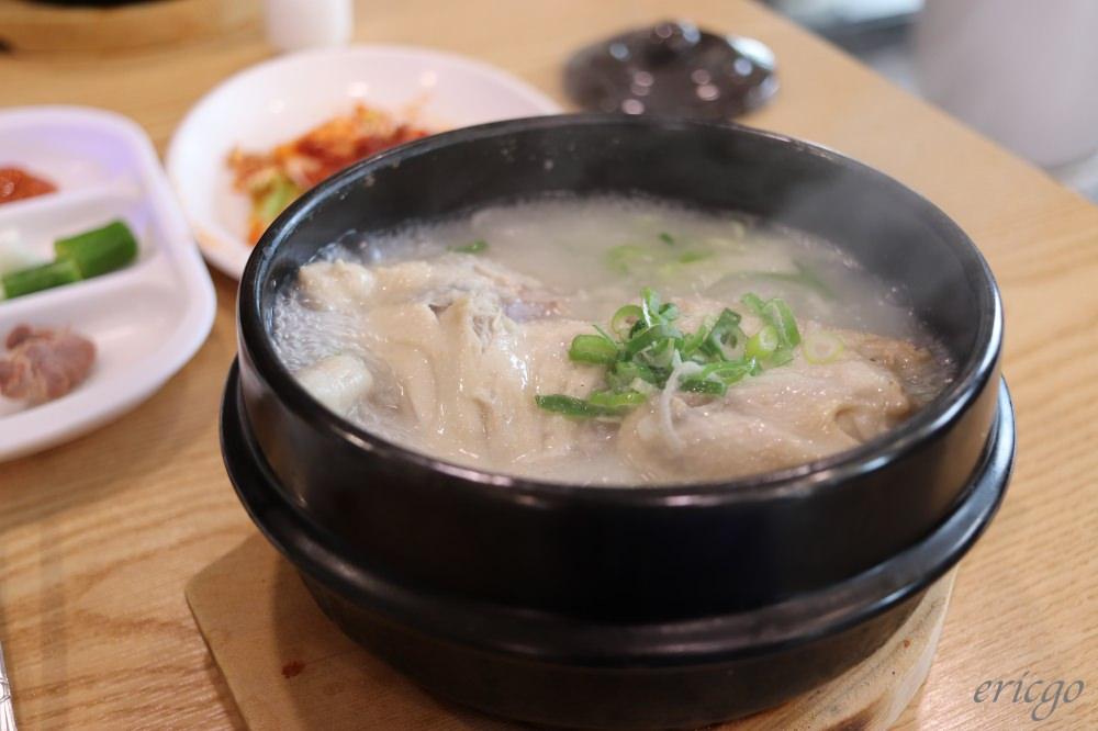 釜山|名品海雲台蔘雞湯 – 海雲台美食推薦,釜山必吃美味「傳說中的蔘雞湯」