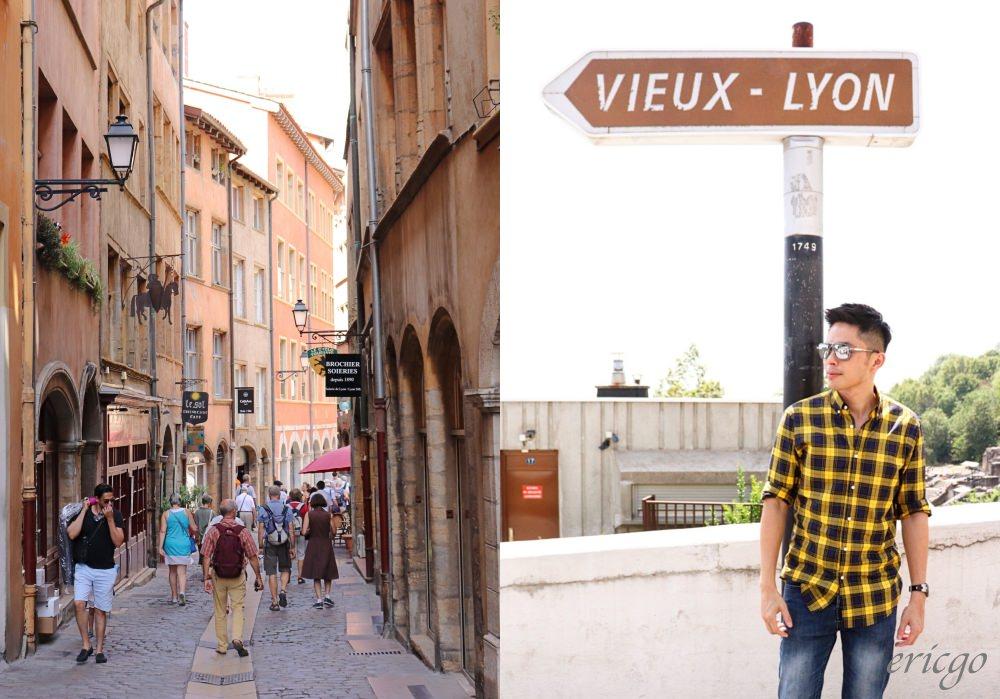 里昂|舊城區Vieux Lyon – 世界遺產富維耶聖母院、特色Traboule通道、里昂人壁畫,ONLYLYON地標打卡哪裡拍?