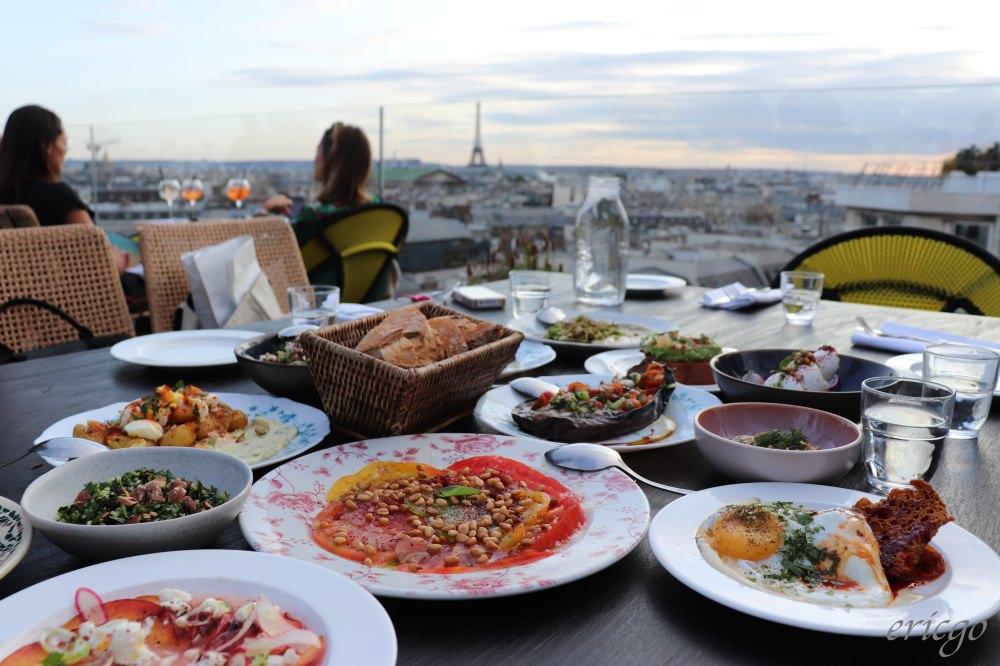 巴黎|Galeries Lafayette 巴黎老佛爺百貨2019新體驗 – 全新Le Rooftop Terrace餐飲服務、招牌穹頂Glasswalk空中玻璃天橋
