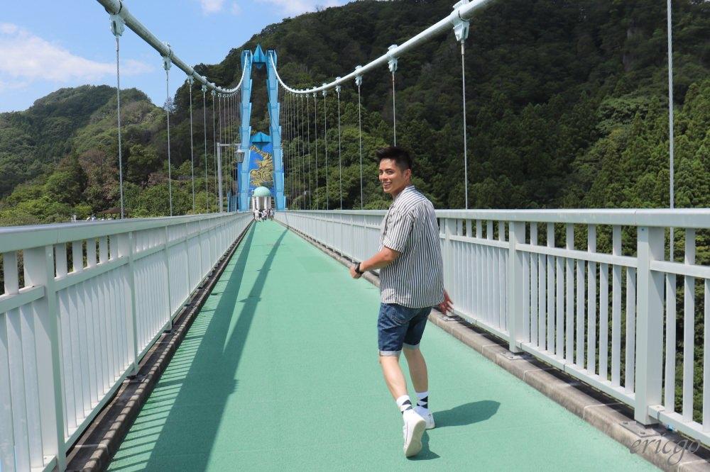 常陸太田|二訪龍神大吊橋 – 茨城秘境活動推薦,龍神峽划獨木舟真的好好玩!