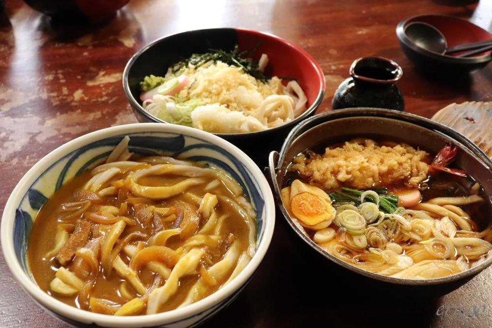 常陸太田|いづみや IZUMIYA手打烏龍麵 – 茨城美食推薦,超多選擇的高CP值美味