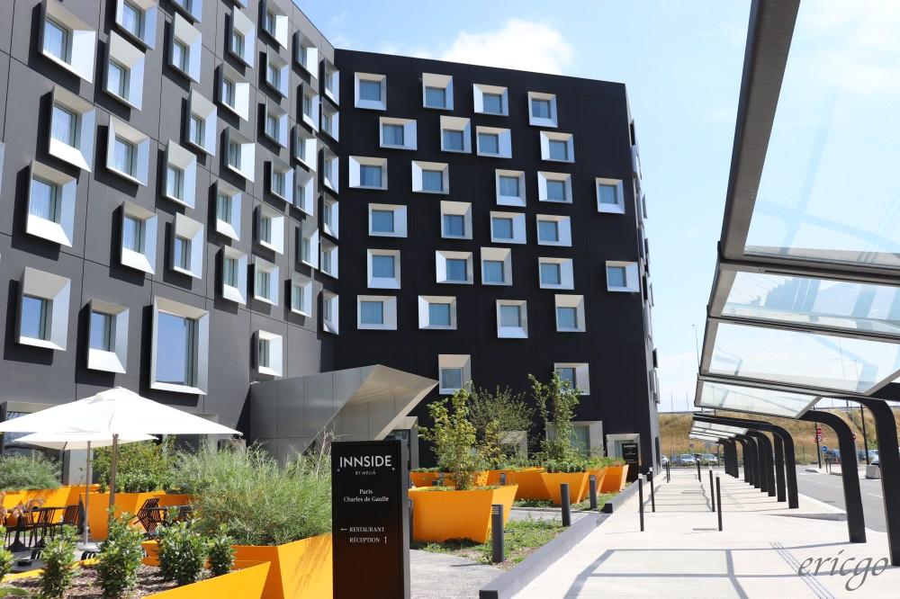 巴黎|Innside Paris Charles de Gaulle – 2019新開幕,巴黎戴高樂機場飯店推薦!