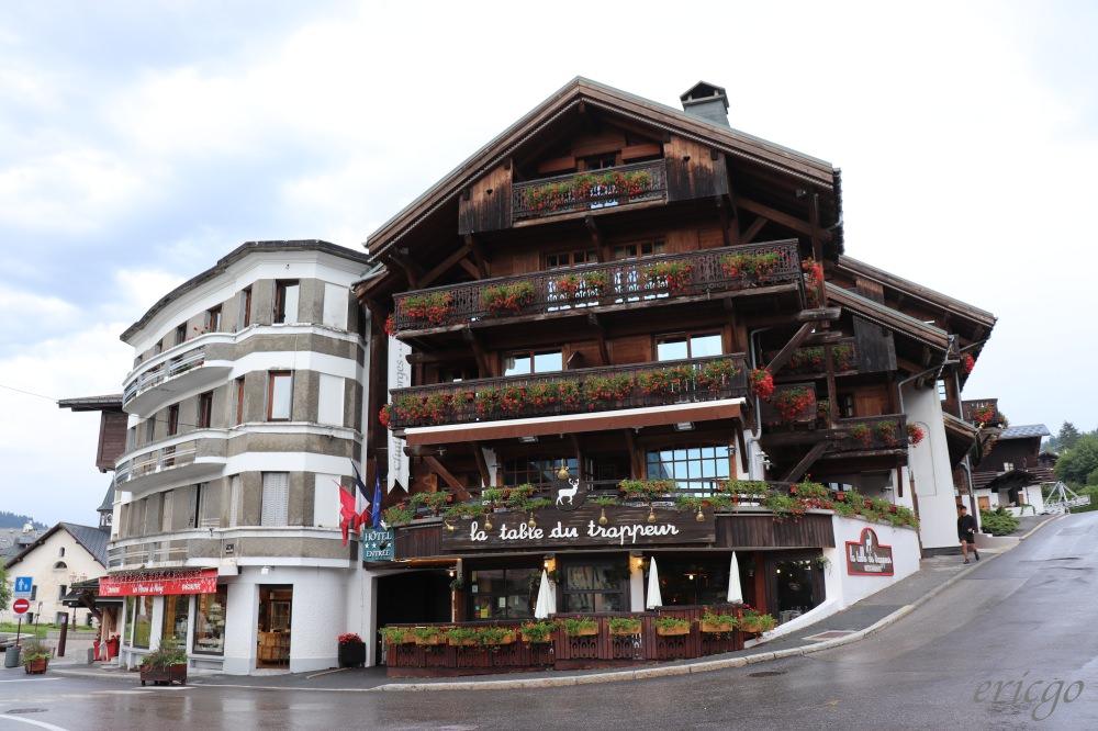 梅杰夫|Hotel Chalet Saint Georges 聖喬治小屋酒店 – Megève特色度假木屋住宿