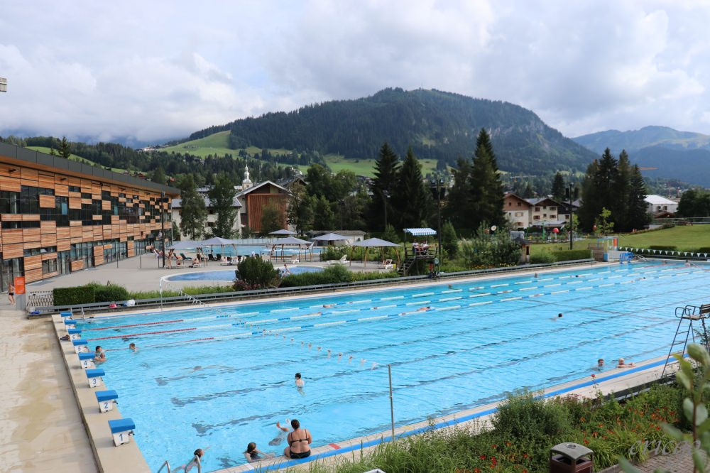 梅杰夫|Megève 夏日活動體驗推薦 – 阿爾卑斯山區最大休閒中心 Le Palais &斜坡滑車 Luge 4S