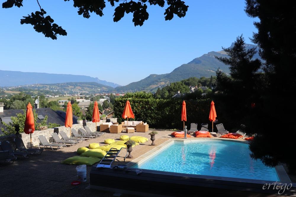 香貝里|Château Comtes de Challes 柴勒斯伯爵城堡飯店 – 香貝里區城堡住宿推薦