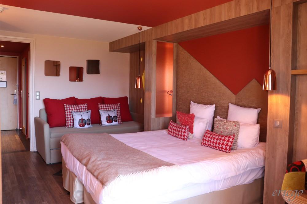 阿爾卑斯杜艾|Hôtel Grandes Rousses – 法國滑雪勝地 Alpe d' Huez 渡假飯店推薦