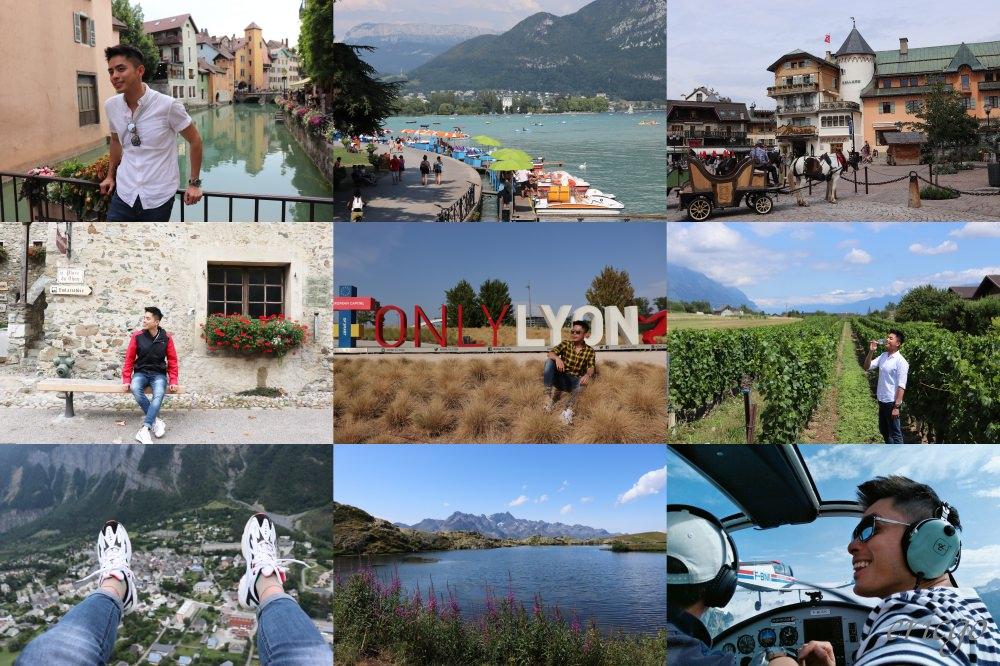法國|里昂自由行 + 奧弗涅-隆河-阿爾卑斯大區 – 從Lyon里昂前進Savoie Mont Blanc薩瓦白朗峰(Annecy安納西、Megève梅杰夫、Yvoire伊瓦爾、Chambéry香貝里)、Alpe d' Huez阿爾卑斯杜艾,景點美食住宿文章總整理